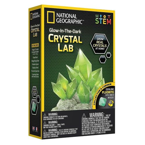 Glow in the Dark Green Crystal