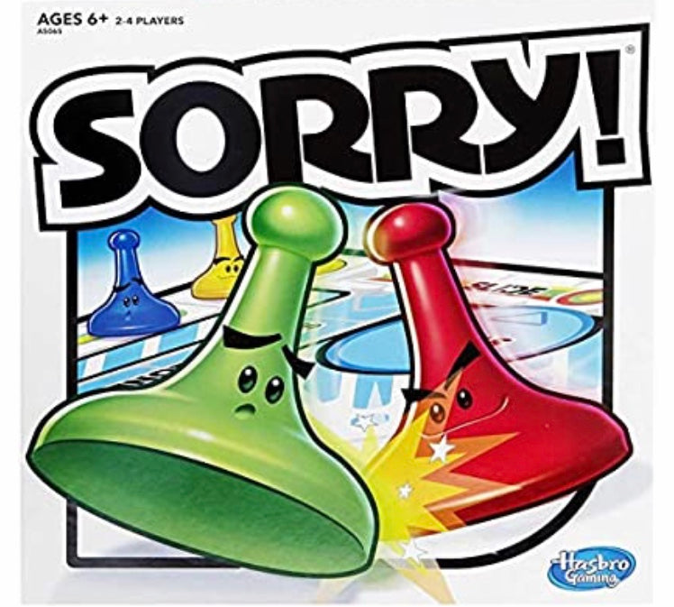 Sorry Game Sweet Thrills Toronto