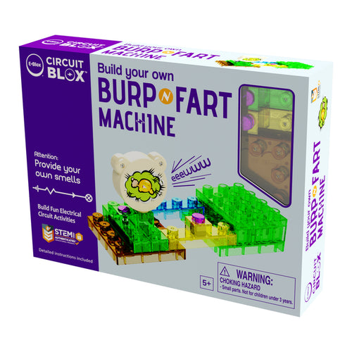 BURP + FART MACHINE