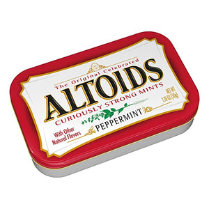 ALTOID MINTS PEPPERMINT
