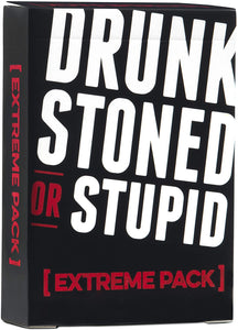 Drunk, Stoned or Stupid - Extreme Pack