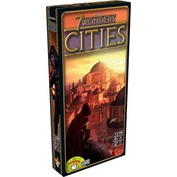 7 Wonders: Cities Expansion