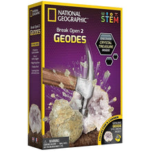 Break Open Geode Kit