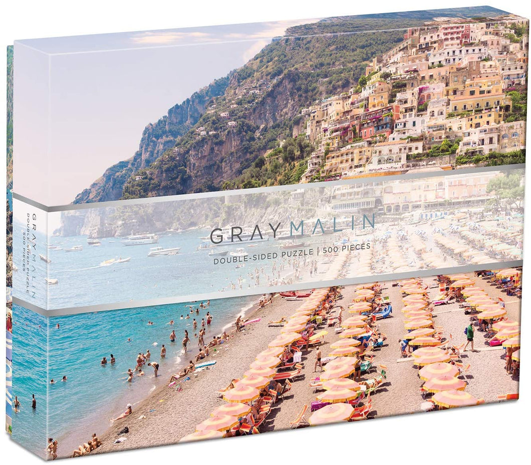 (500 pcs) Gray Malin Italy Puzzle