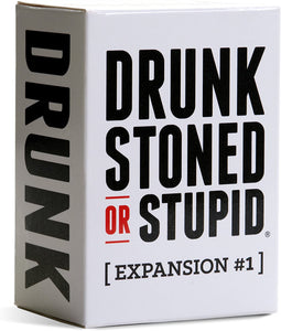 Drunk, Stoned or Stupid: Expansion #1