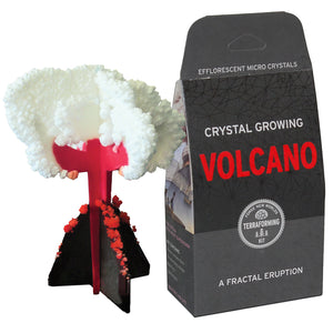 Crystal Growing - Volcano