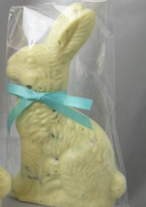 Cookies and Cream Milk Chocolate Bunny