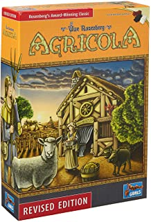 Agricola Advanced Level