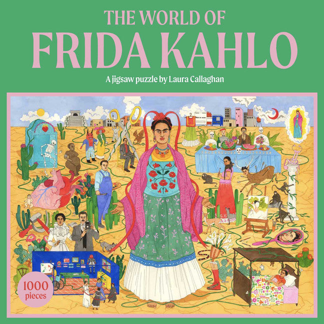 WORLD OF FRIDA KAHLO