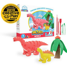 AIR DOUGH DINOSAURS LARGE
