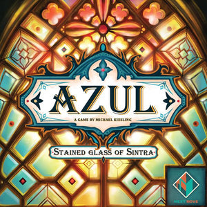Azul- Stained Glass of Sintra