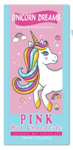 Unicorn Dreams Pink Cocoa Pack