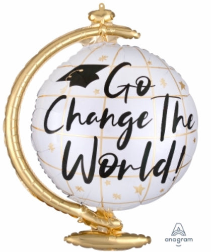 Go Change the World Balloon