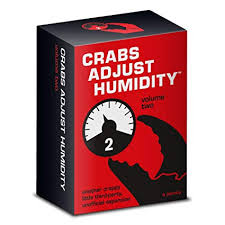 Crabs Adjust Humidity: Volume 2