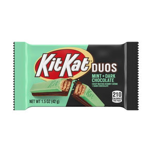 KIT KAT DUOS MINT + DARK