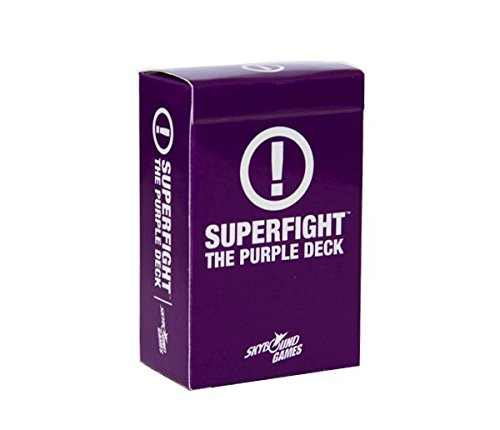 Super Fight: Purple Deck