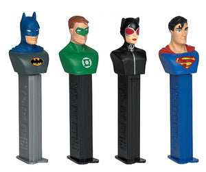 PEZ DC COMICS JUSTICE LEAGUE