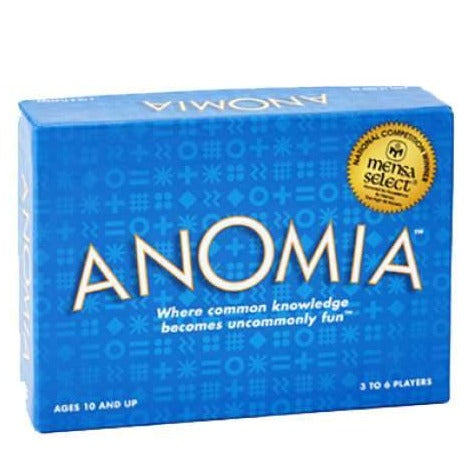 Anomia Game Sweet Thrills Toronto