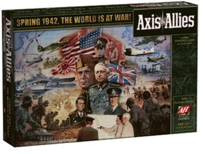 Axis and Allies: 1942 - 2nd Edition