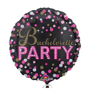 Bacholerette Party Balloon