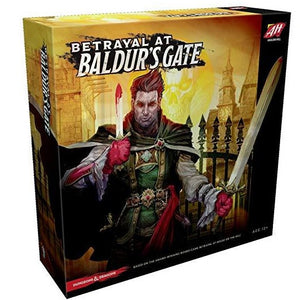 Betrayal at Baldur's Gate Game Sweet Thrills Toronto