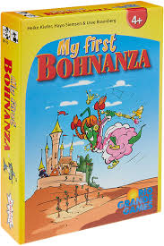 My First Bohnanza Game Sweet Thrills Toronto