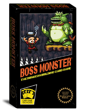 BOSS MONSTER REVISED EDITION