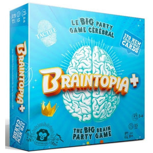 Braintopia + Game Sweet Thrills Toronto