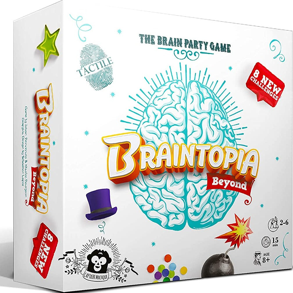 Braintopia 2 Game Sweet Thrills Toronto