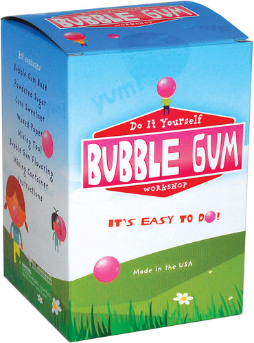 DIY Bubble Gum Set Toy Sweet Thrills Toronto