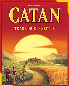 The Settlers of Catan Base Game