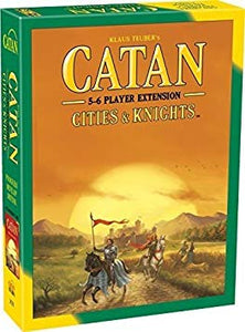 The Settlers of Catan: Knight and City 5 - 6 Players (Extension)