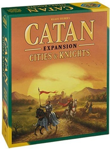 The Settlers of Catan: Cities & Knights (Expansion)