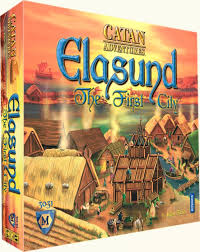 The Settlers of Catan: Elasund