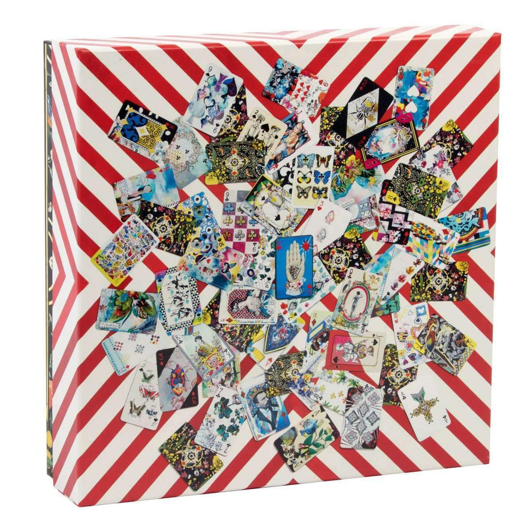 Double Sided Christian Lacroix Puzzle Sweet Thrills