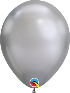 11'' Chrome Latex Balloons
