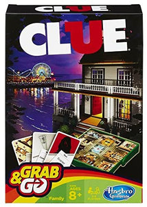 Grab and Go Clue Game Sweet Thrills Toronto