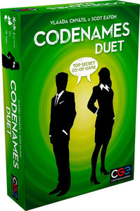 Codenames Duet Game Sweet Thrills Toronto