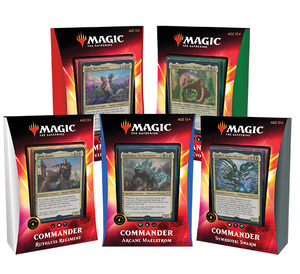 Magic the Gathering - Ikoria: Lair of Behemoths Commander Decks Sweet Thrills Toronto