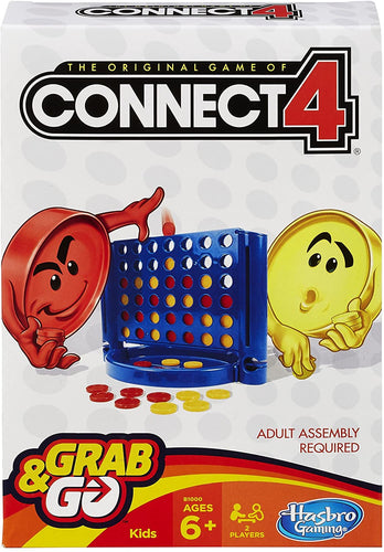 Grab and Go Connect 4 Game Sweet Thrills Toronto