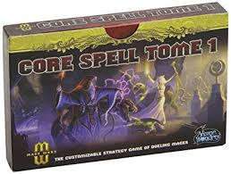 Core Spell Tome