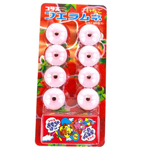 CORIS WHISTLE CANDY TOY STRAWBERRY
