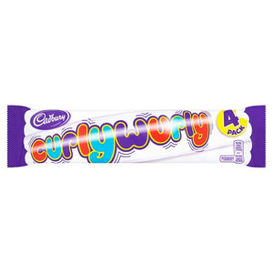 Curlywurly (4 Pack)