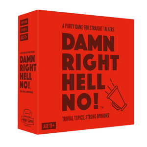 Damn Right, Hell No! Game Sweet Thrills Toronto
