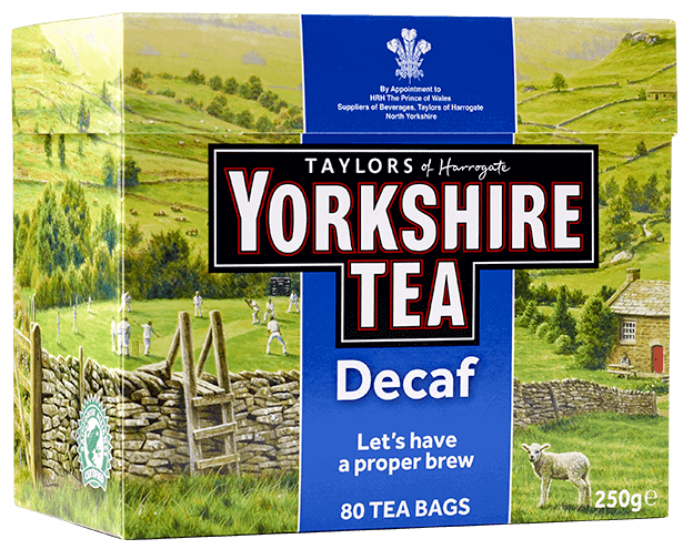 Yorkshire Tea: Decaf Blend