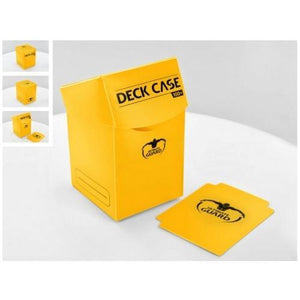 Deck Case: 100 CT - Yellow