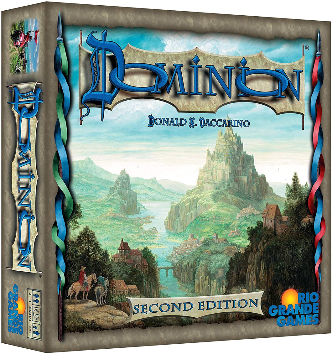 Dominion 2nd Edition Base Game Sweet Thrills Toronto