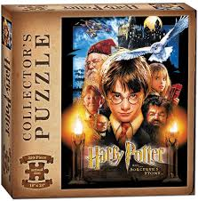 (550 pcs) Harry Potter and the Sorcerer's Stone