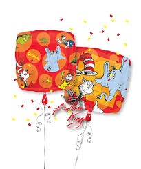 Dr. Seuss Balloon