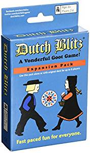 Dutch Blitz Expansion Game Sweet Thrills Toronto